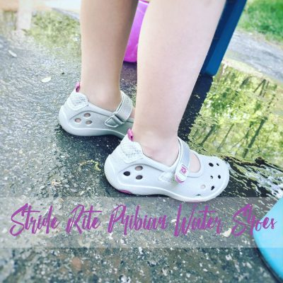 Fashion Alert // Stride Rite Made2Play Phibian Water Shoes