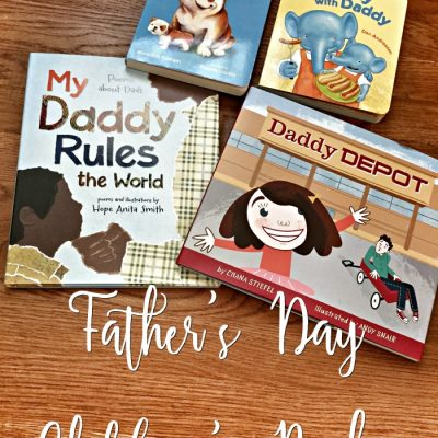 Father's Day Children's Books