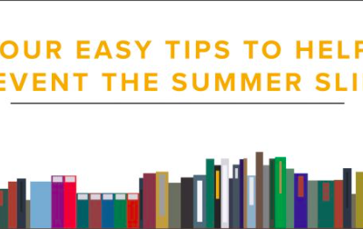 Giveaway – Four Easy Tips To Help Prevent the Summer Slide