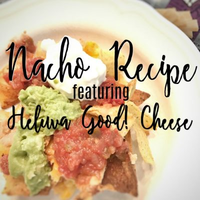 Nacho Recipe featuring Heluva Good! Cheese