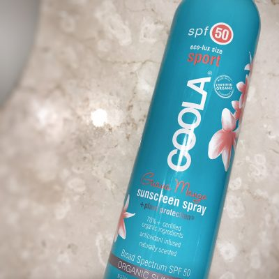 COOLA Sport SPF 50 // Keeping My Families Skin Safe