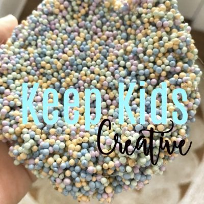 Keeping Kids Creative Week