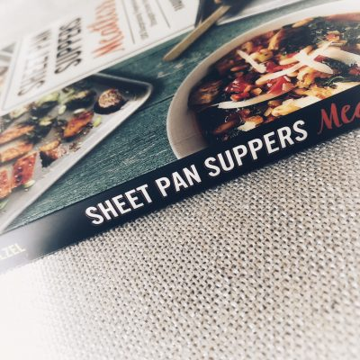 Cookbook! Sheet Pan Suppers (Giveaway)