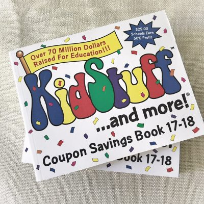 KidStuff Coupon Books – Connecticut