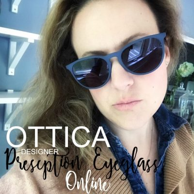 Designer Prescription Glasses Delivered – Ottica