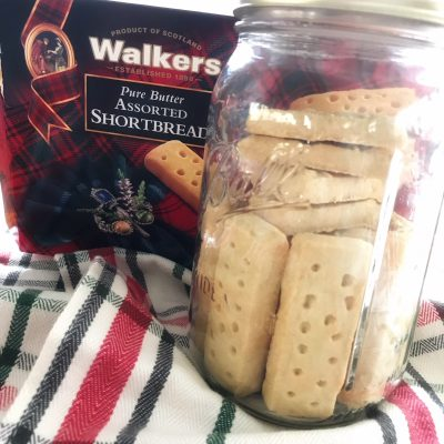 Give the Gift of Walkers Shortbread This Holiday Season