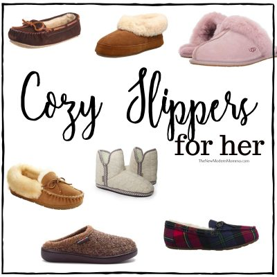 Cozy Slippers for Her