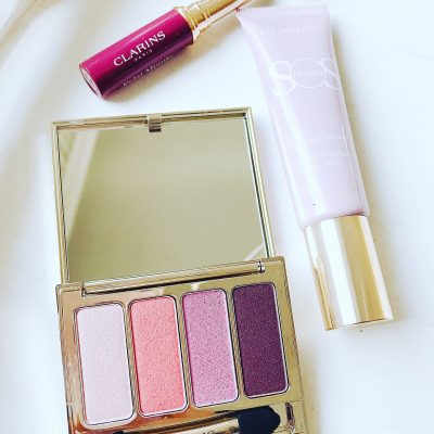 Valentine's Day Beauty with Clarins Makeup