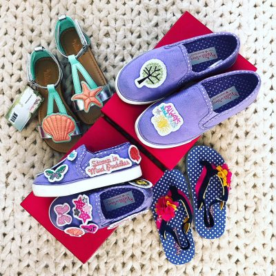 American Girl and KidsShoes Footwear Launch