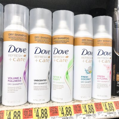 Checkout My Morning Hair Routine With Dove!