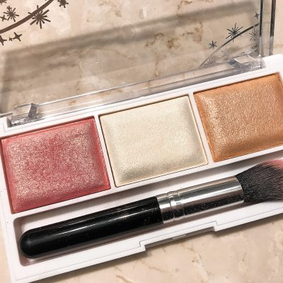 Get Glowing with Hard Candy Just Glow! Baked Highlighting Trio