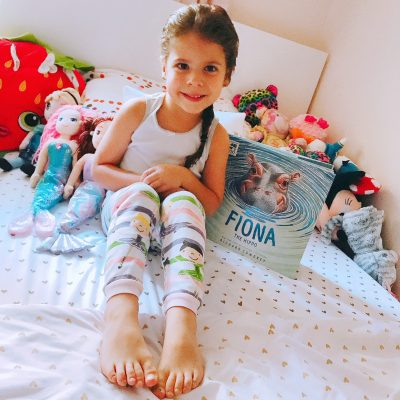 Fiona the Hippo Book Review and a Giveaway