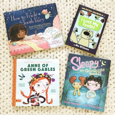 What Are We Currently Reading at Bedtime?