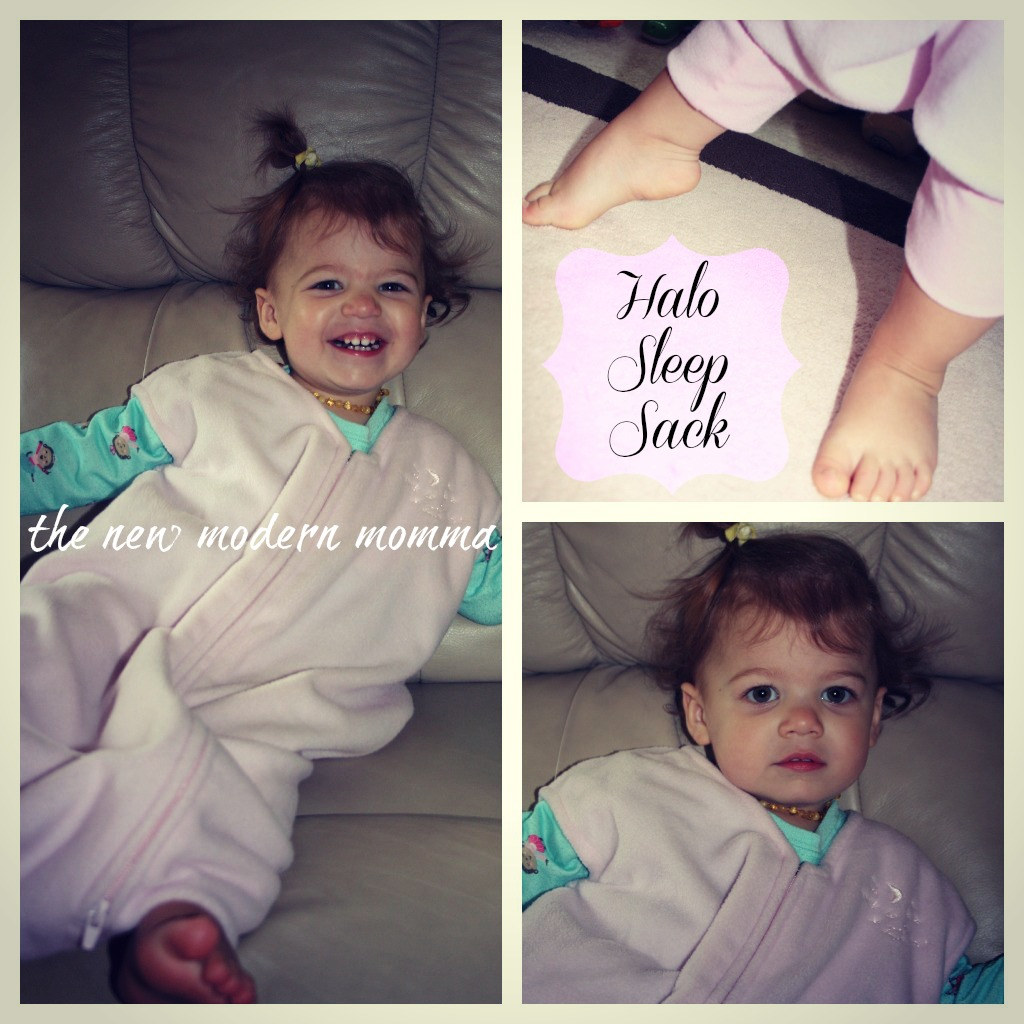 HALO® SleepSack Review & GIVEAWAY!