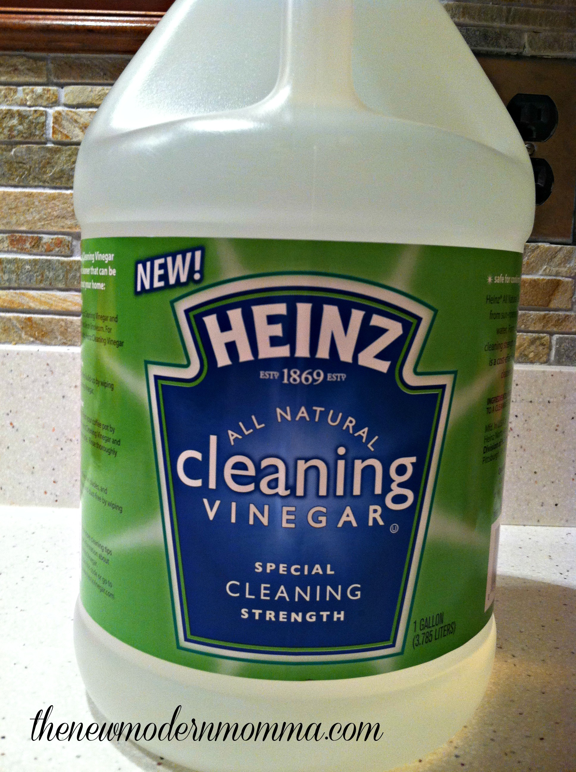 Keeping it Clean and Green With #HeinzVinegar