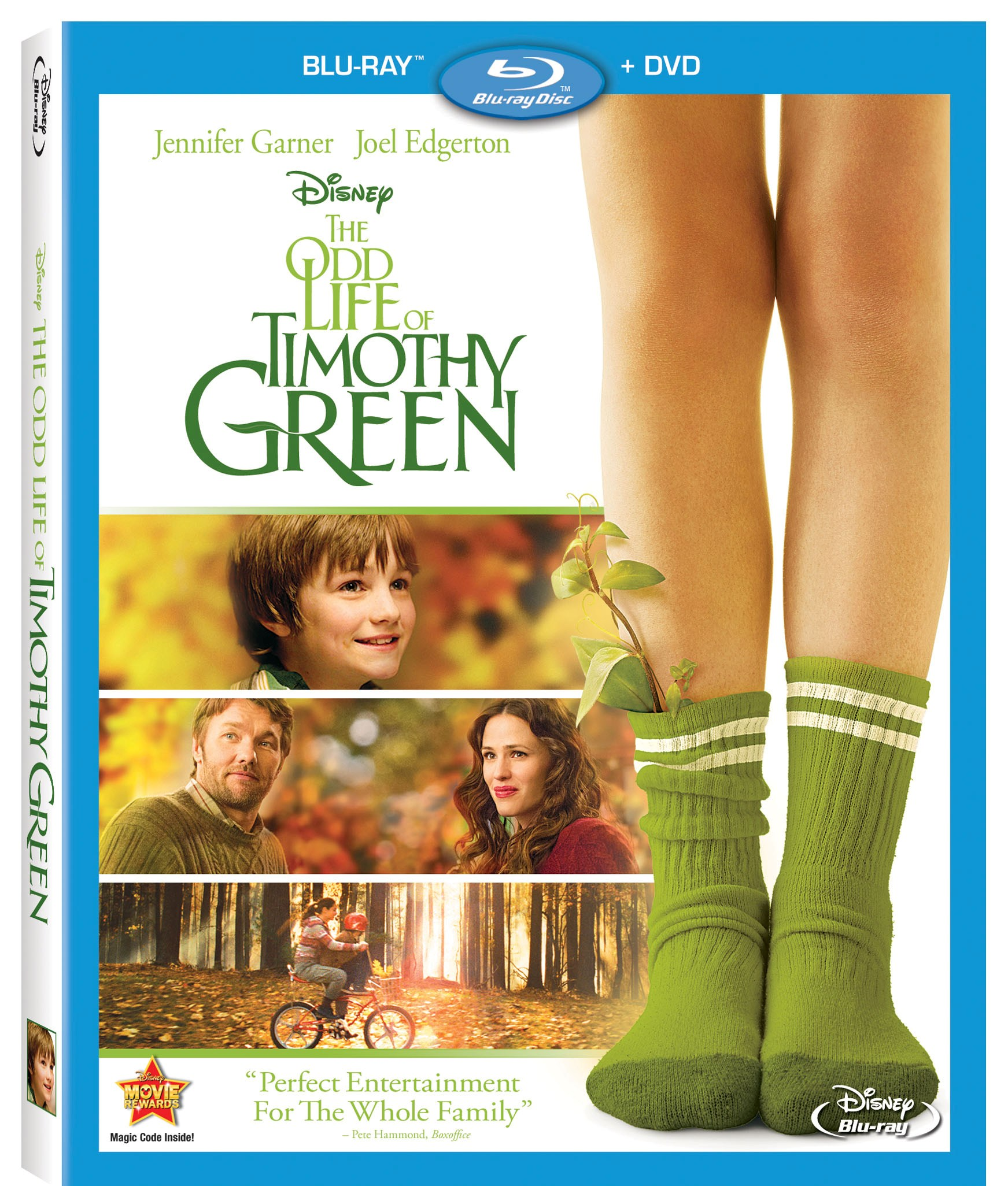 The Odd Life of Timothy Green! {Giveaway} #HolidayGiftGuide