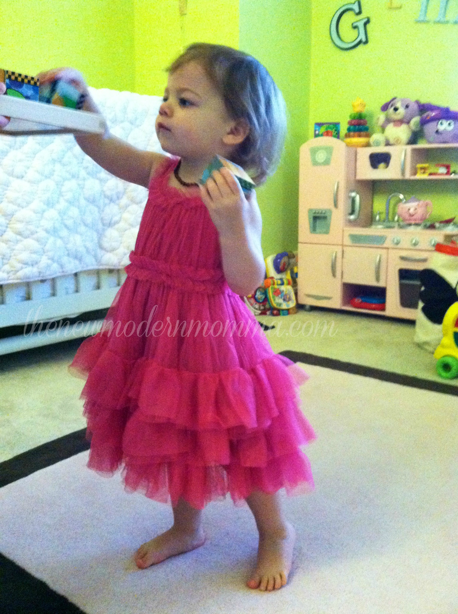 G's Birthday Dress From Stella | Where Every Girl is a Star!