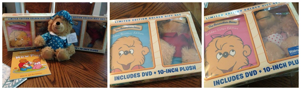 The Berenstain Bears :: Golden Brother and Golden Sister Edition Gift Sets