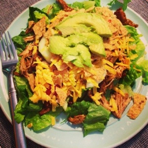 Taco Salad :: Tasty Tuesday