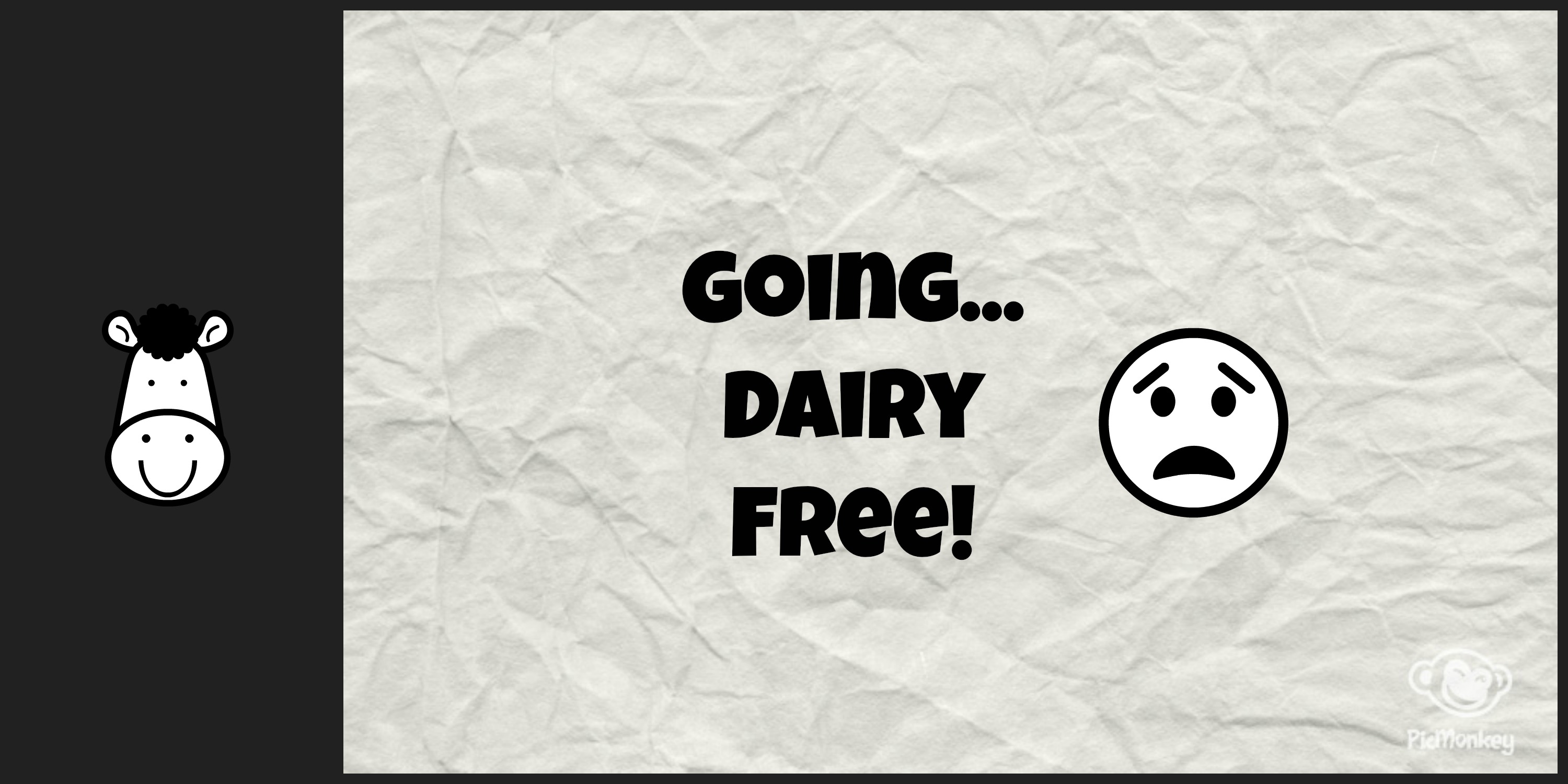 Going Dairy Free