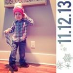 Word-full Wednesday :: First Day of Preschool