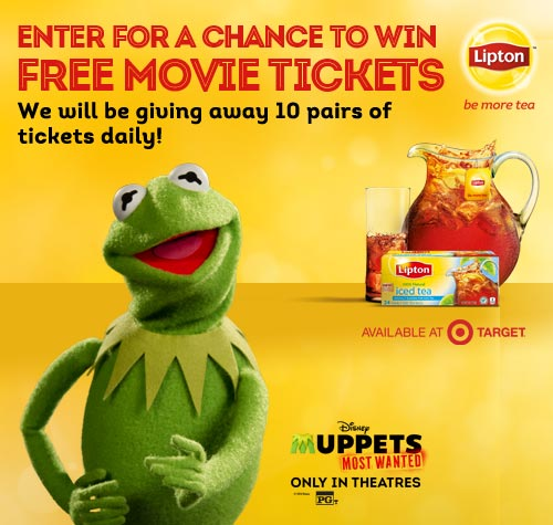 Muppets Most Wanted Movie // Giveaway!