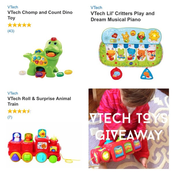 VTech Expert Panel and Milestones (Giveaway)
