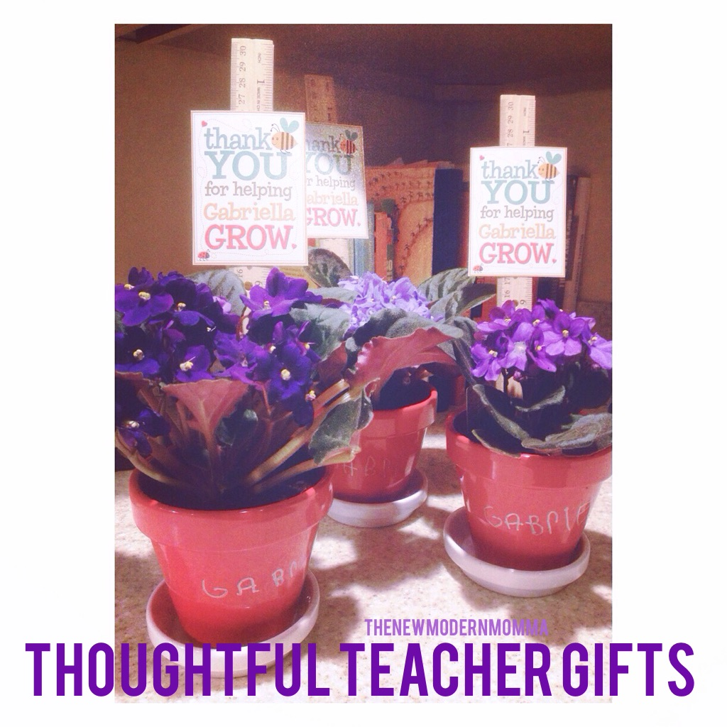 Thoughtful and Easy Teacher Gifts