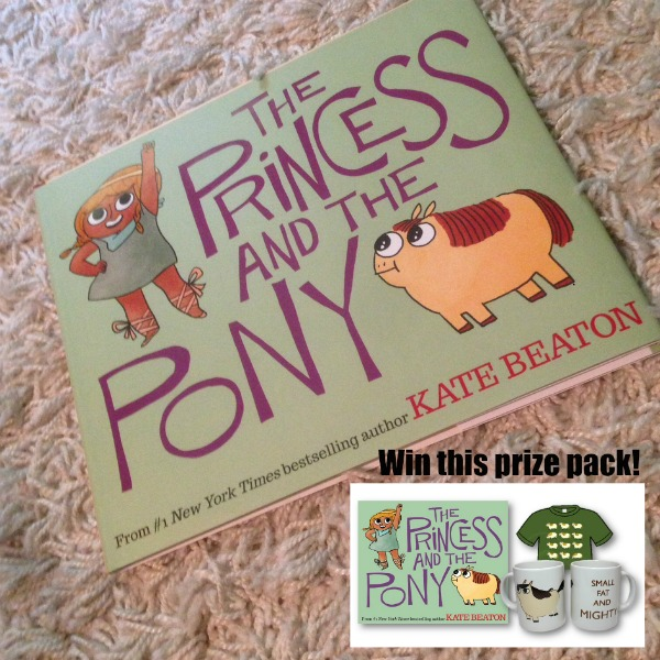 New Favorite Book! The Princess and the Pony // Giveaway!