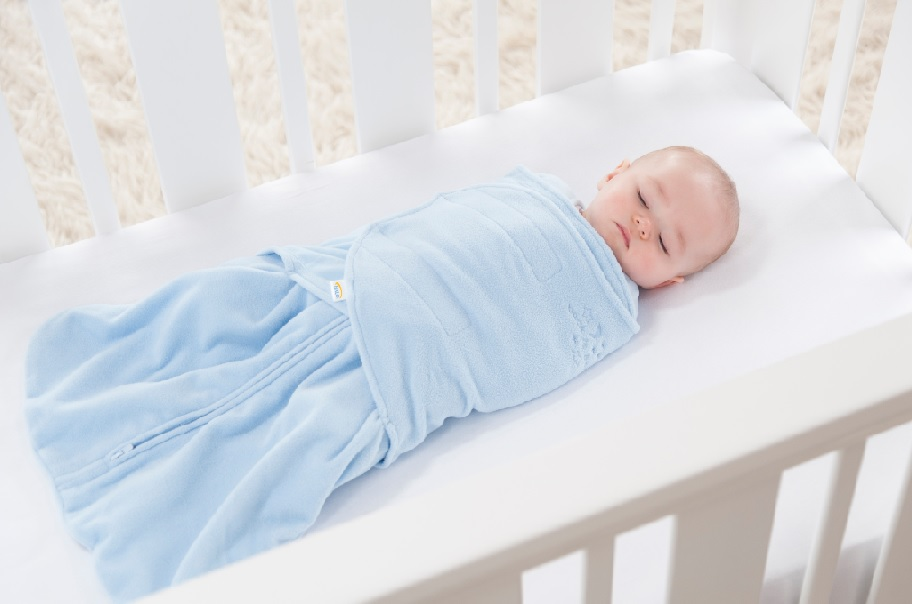 Children's Safety – Then & Now and a HALO SleepSack Giveaway!