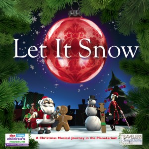 Let is Snow! is back at The New Children's Museum