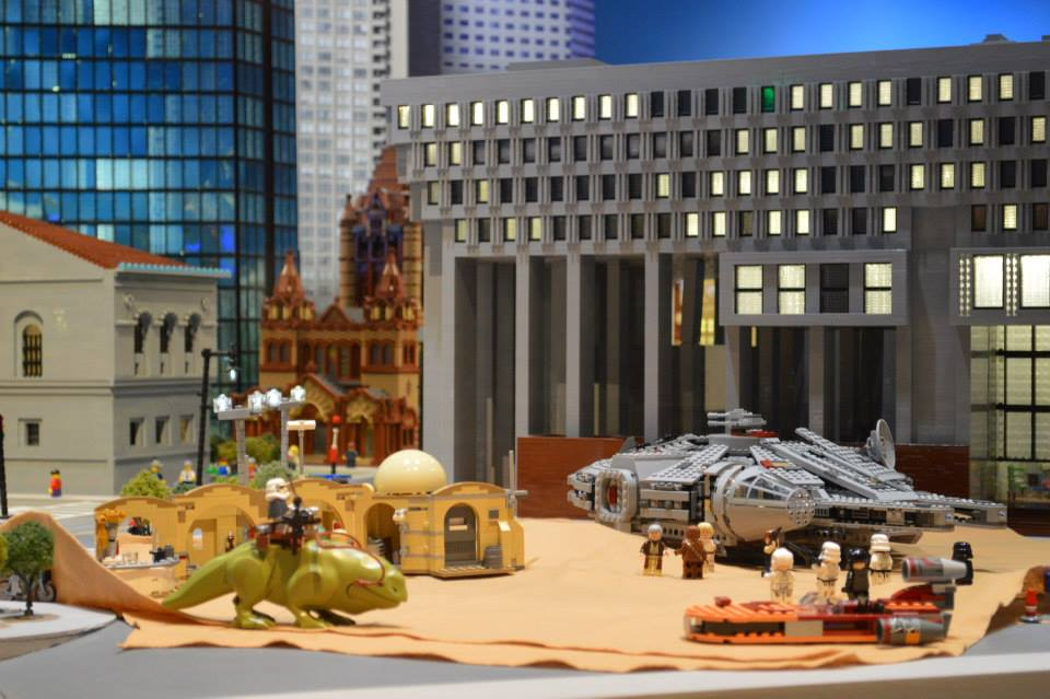 May the Force Be With You at LEGOLAND Discovery Center Boston