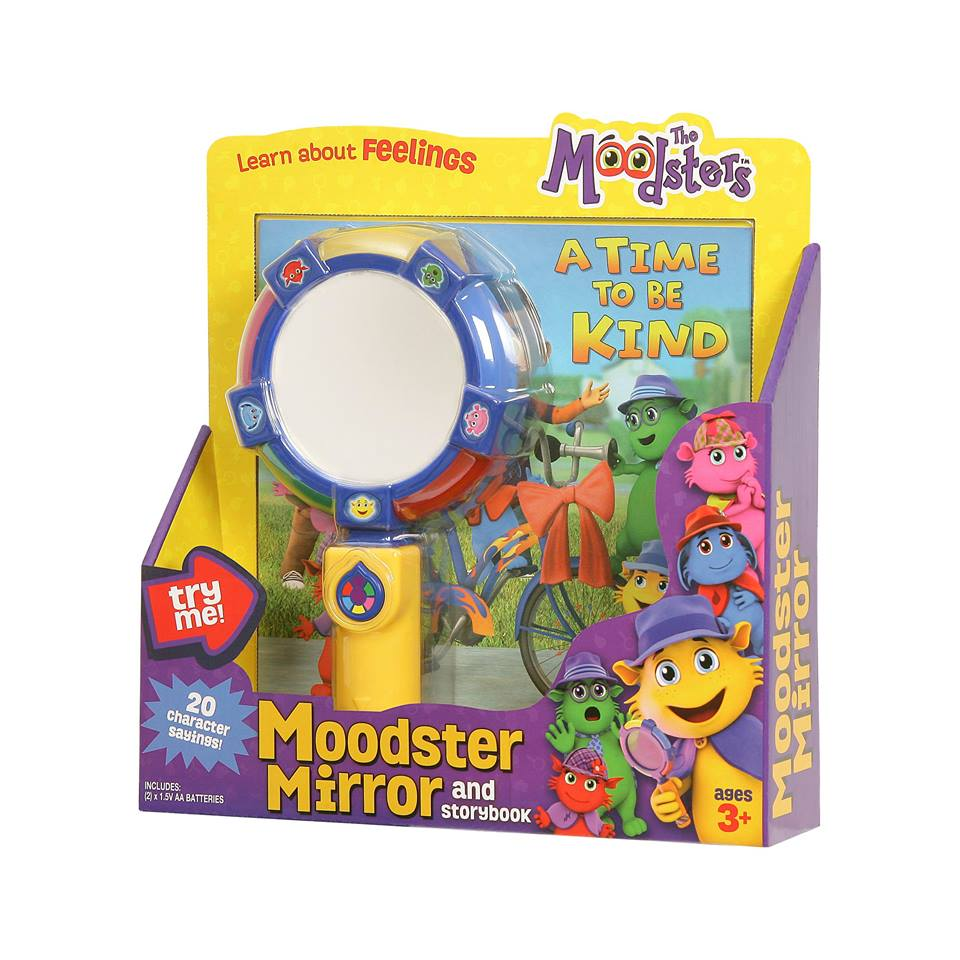 The Moodsters | Moodster Mirror and Storybook Giveaway!