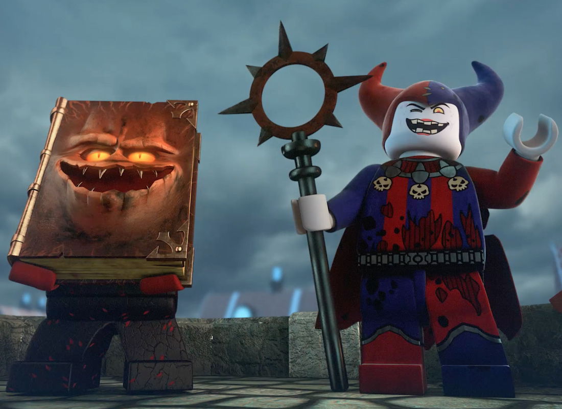 New 4D LEGO NEXO Knights Movie Experience Coming June 11