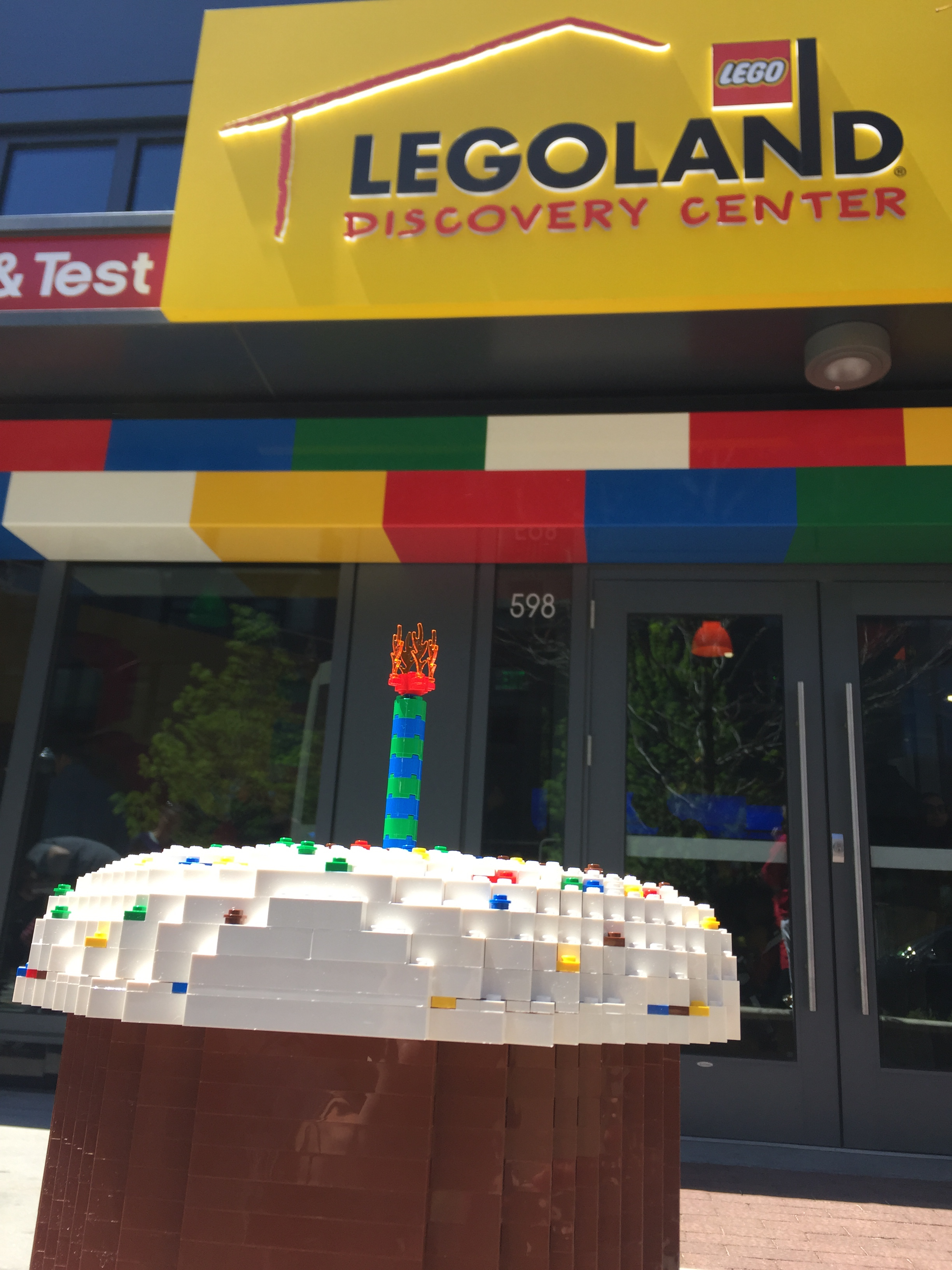 May events at LEGOLAND Discovery Center Boston