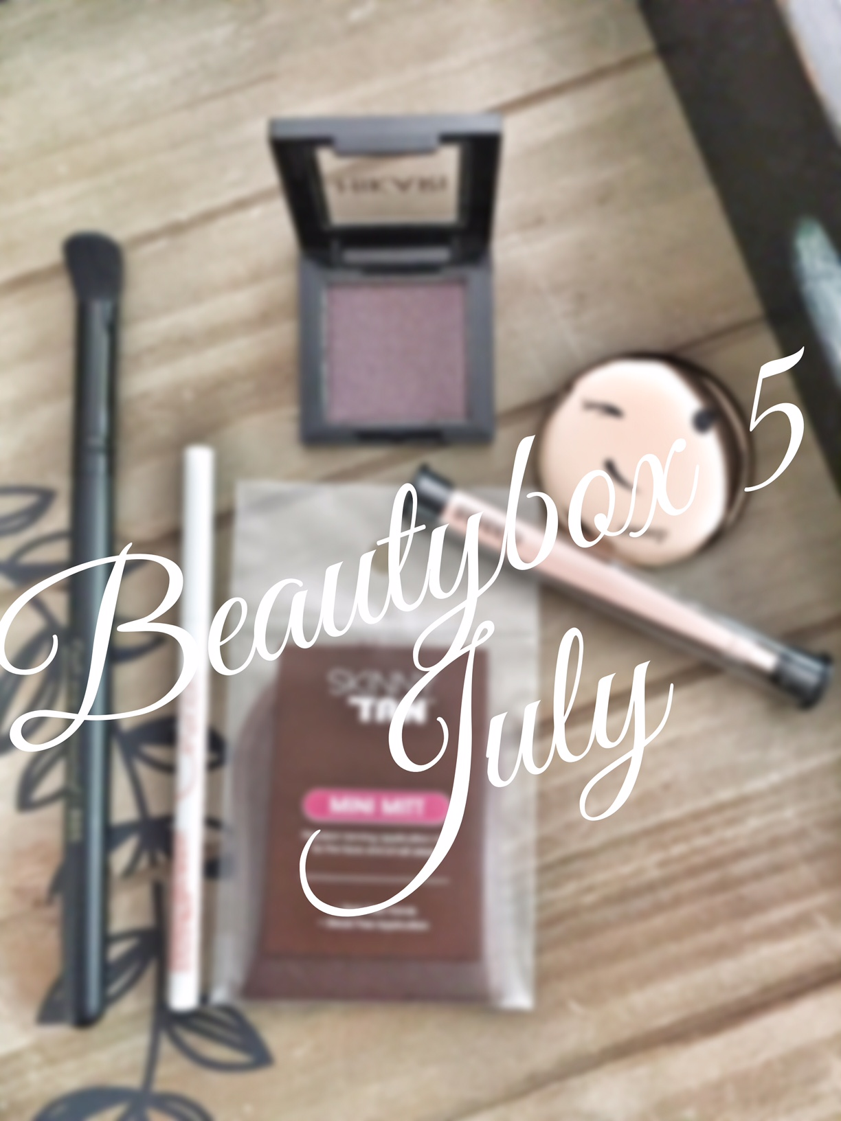 Beauty Box 5 – July Unboxing