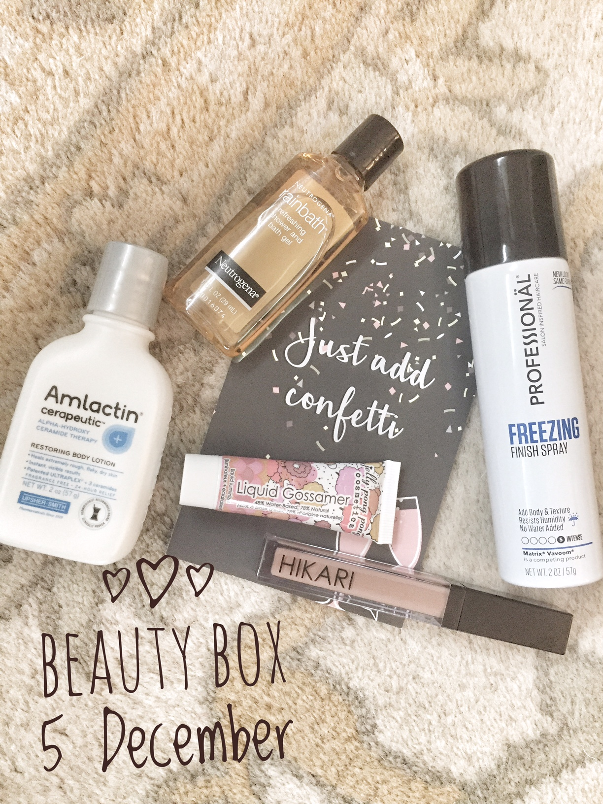 Beauty Box 5 – Party Perfect // December Unboxing