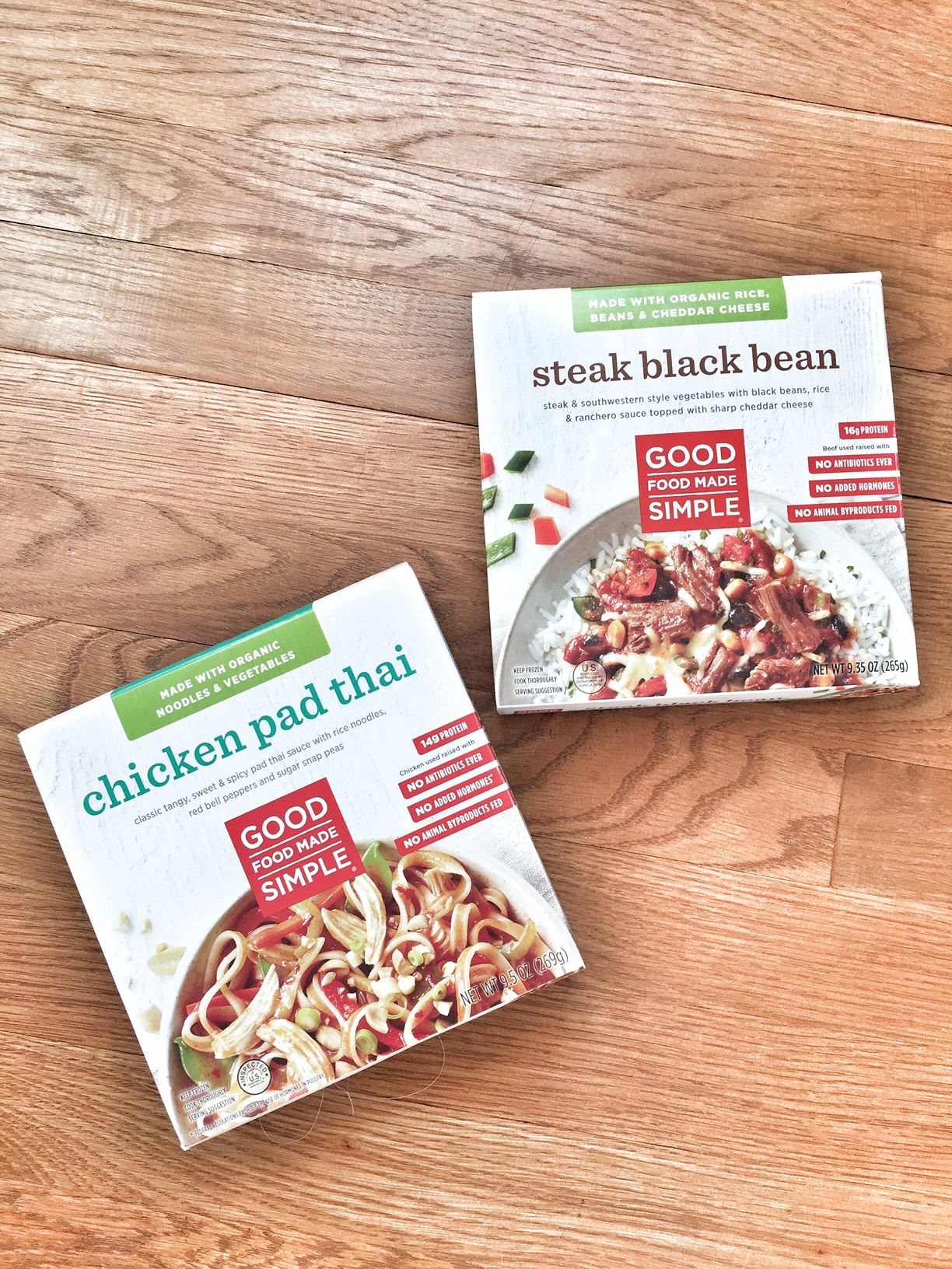 Good Food Made Simple's New Entrée Meals Available at Target