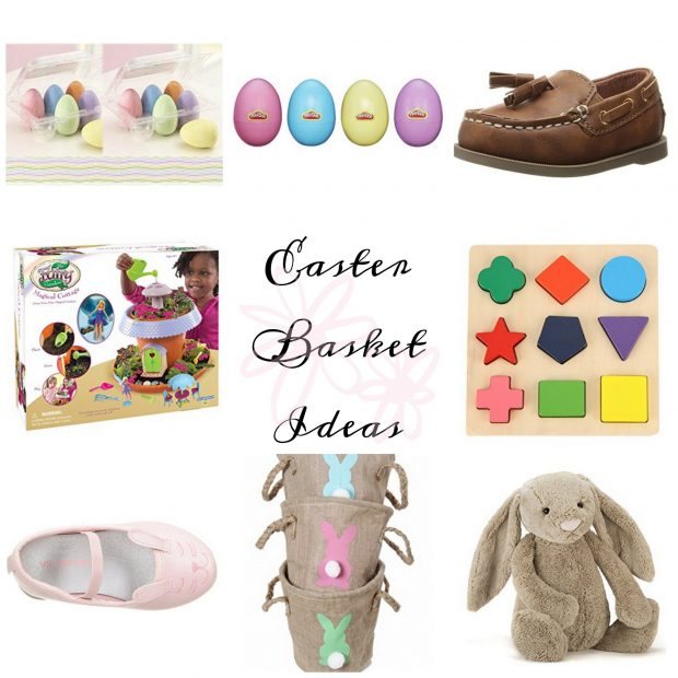 Holiday Prep // Easter Basket Ideas