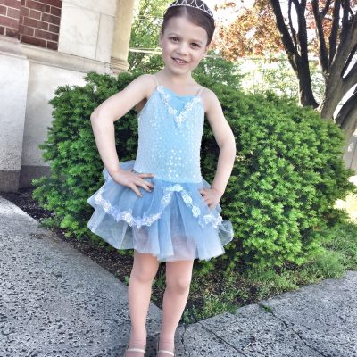 Dance Recital Wrap-up and a Lost Tooth
