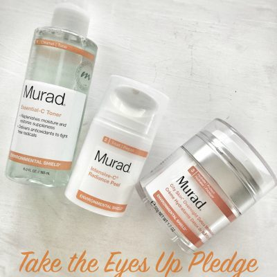 Beauty Alert // Murad Eyes Up Campaign