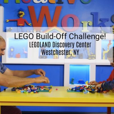 Are Your Up For the Challenge?? LEGOLAND Westchester Build-Off (giveaway)