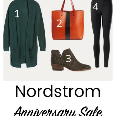 Shop the Nordstrom Anniversary Sale Bestsellers!