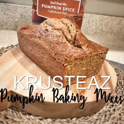 Krusteaz Pumpkin Baking Mixes