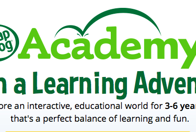 LeapFrog Academy – Go On A Learning Adventure