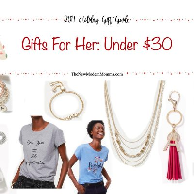 Gifts Under $30 For Her