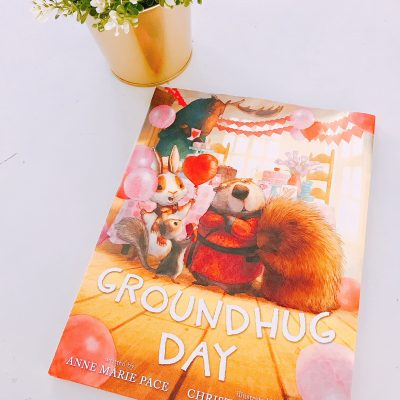 Friday Faves // GROUNDHUG DAY by Anne Marie Pace