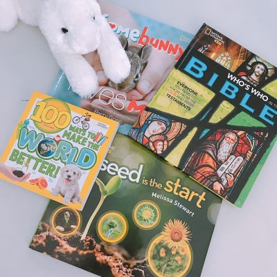 Adorable Books for Easter and a Giveaway!