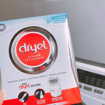 Saving Money on Dry Cleaning Cost with Dryel