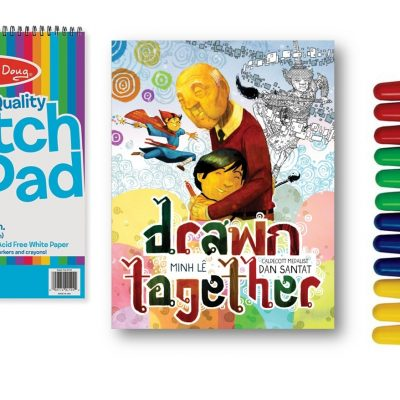 Drawn Together (Picture Book Giveaway)